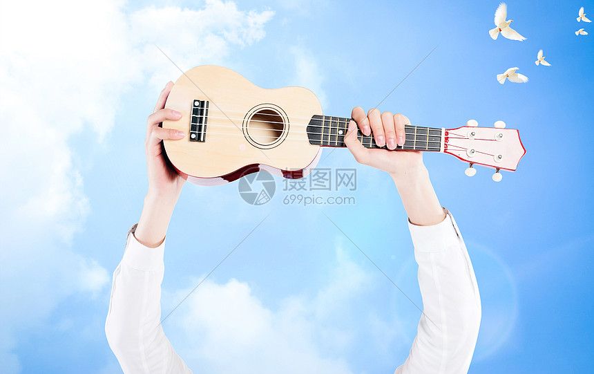 青春音乐图片