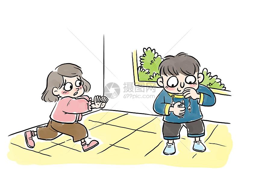 儿童安全图片