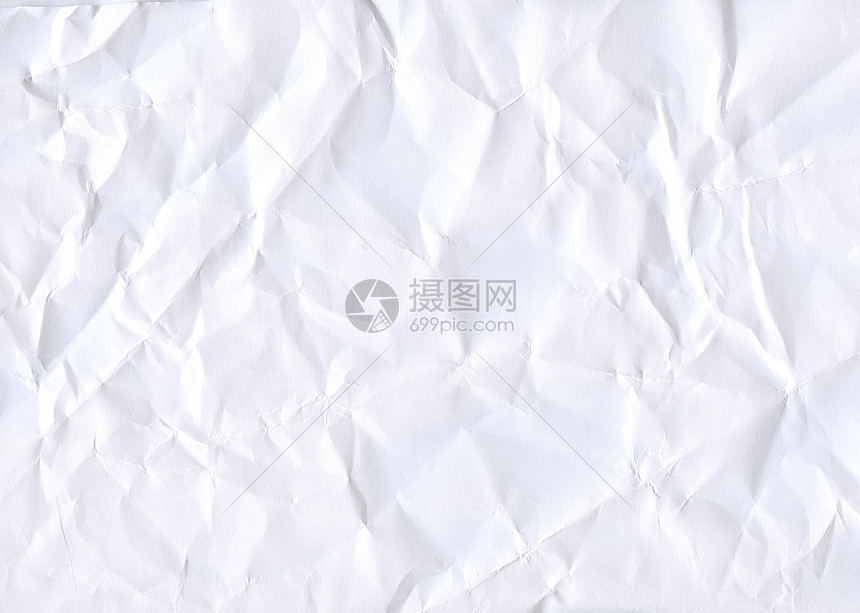 褶皱纸张背景图片