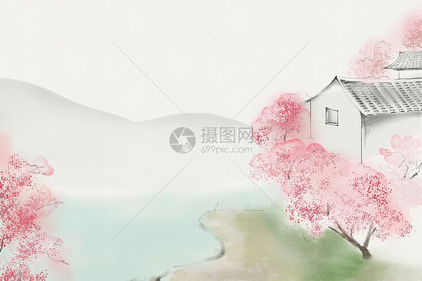 水墨风景图片