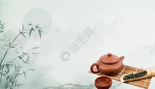 茶与饮食健康图片