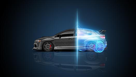 科技汽车图片