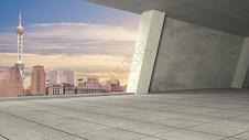 建筑空间场景图片