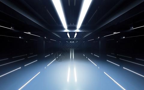 科技空间通道图片