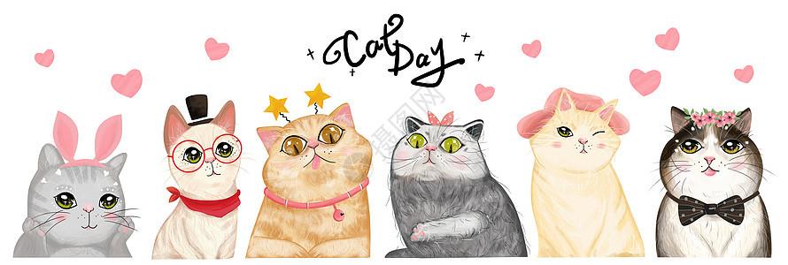 欧式猫咪图片
