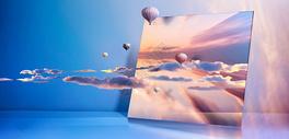 梦幻天空场景图片
