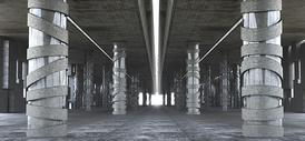 创意空间建筑图片