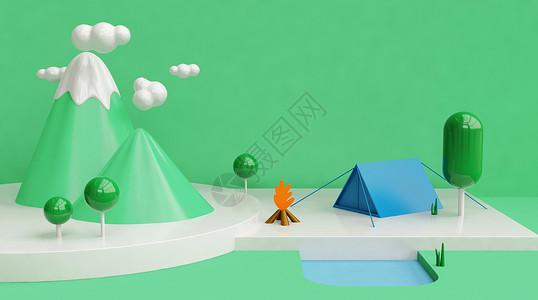 3d模型场景图片
