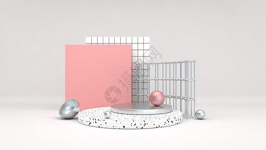 3d模型空间场景图片