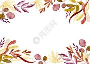 秋天的叶子图片