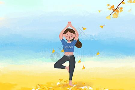 瑜伽�D片