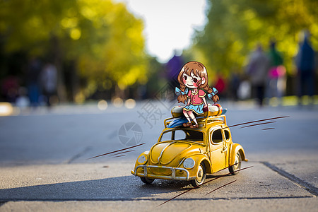 秋之旅图片