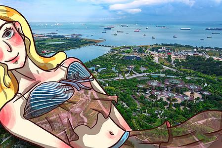 新加坡风光图片
