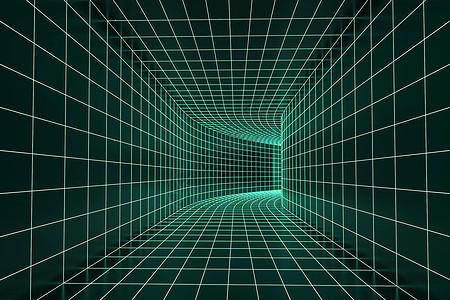 科技地球场景图片