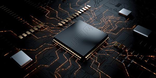 芯片科技图片