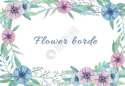 花卉植物背景图片