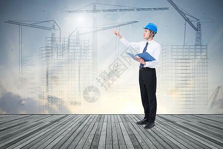 城市建设工程师图片