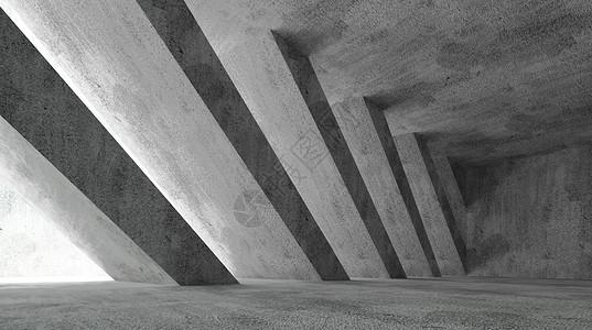 工业风建筑空间图片