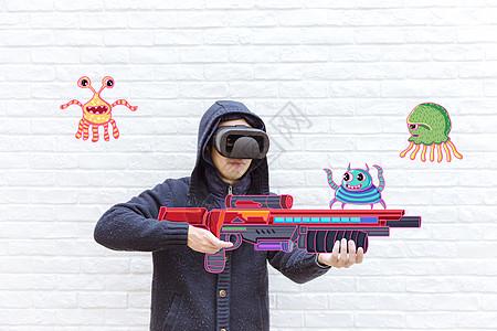 VR游戏图片