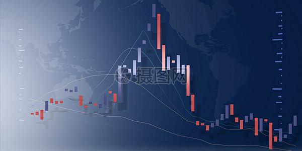金融数据波动图片