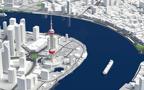 上海东方明珠场景图片