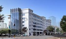 现代办公大楼图片