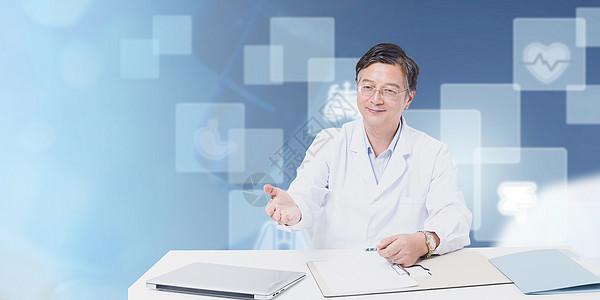 医生就诊看病图片