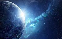 科幻宇宙图片