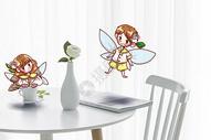 花仙子爱情图片