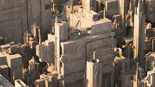 抽象城市背景图片