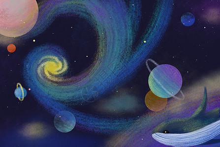 星空梦境图图片
