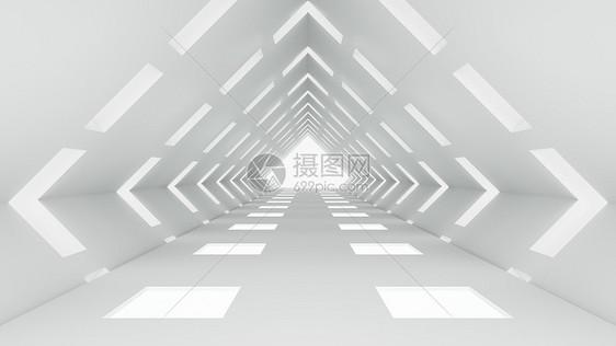 空间通道场景图片