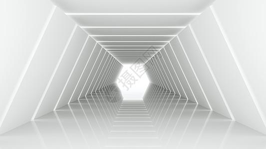 3d空间通道图片