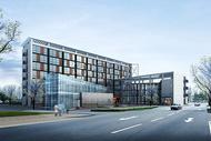 现代大楼图片