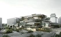 现代建筑场景图片