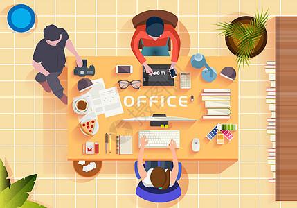 商务职场办公图片