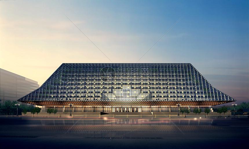 现代大楼建筑图片