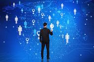 全球化网络商务图片