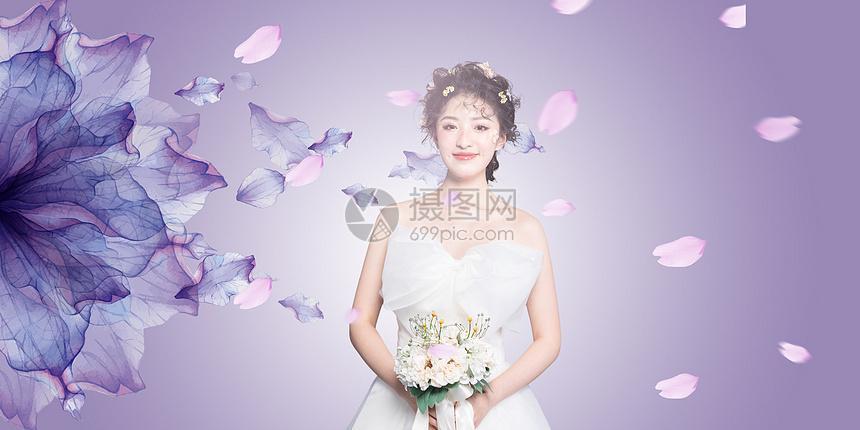 唯美婚礼图片