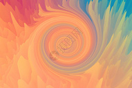 炫彩流体背景图片