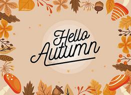 秋天叶子图片