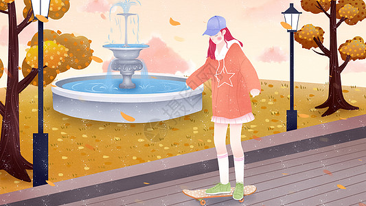 秋天秋分图片