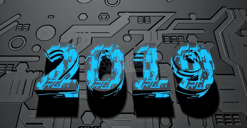 2019年创意场景图片
