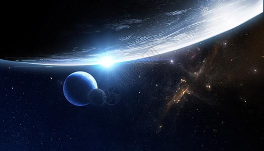深邃宇宙图片