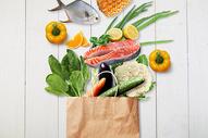 健康饮食食材图片