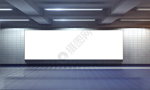 地铁站样机图片
