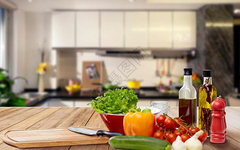 营养厨房图片