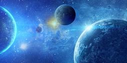 星空宇宙图片