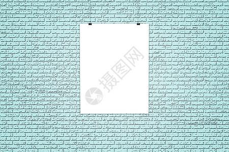 背景墙墙挂画样机图片