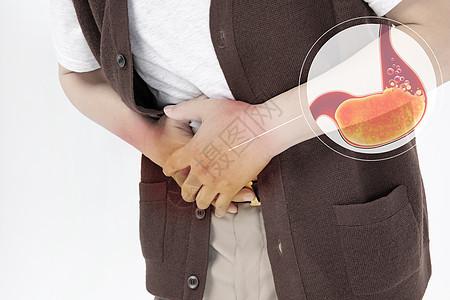 肠胃健康图片